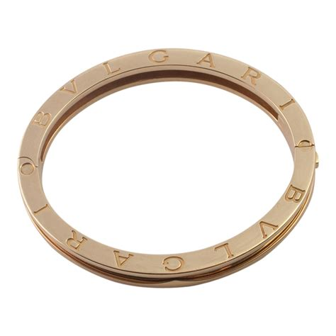Bulgari Bvlgari Gold bulgari gold b zero bangle from plaza jewellery
