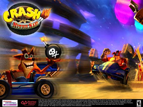 crash bandicoot apk nitro kart 3d free for android the gamer - Crash Nitro Kart Apk