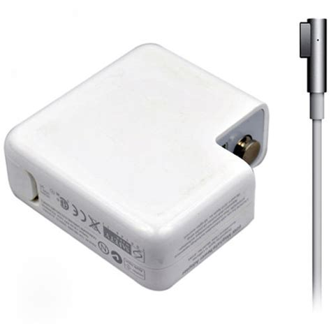 Magsafe Power Adaptor 45w apple 45w magsafe power adapter a1244 l tip white jakartanotebook