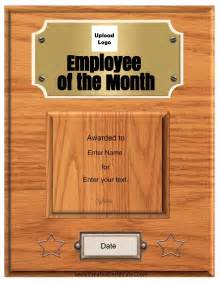 Free Employee Of The Month Certificate Template by Free Custom Employee Of The Month Certificate