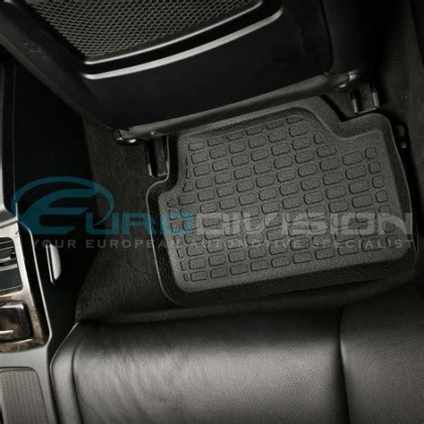 Bmw E90 Rubber Floor Mats by Bmw 3 Series E90 3d Rubber Floor Mats Custom Made