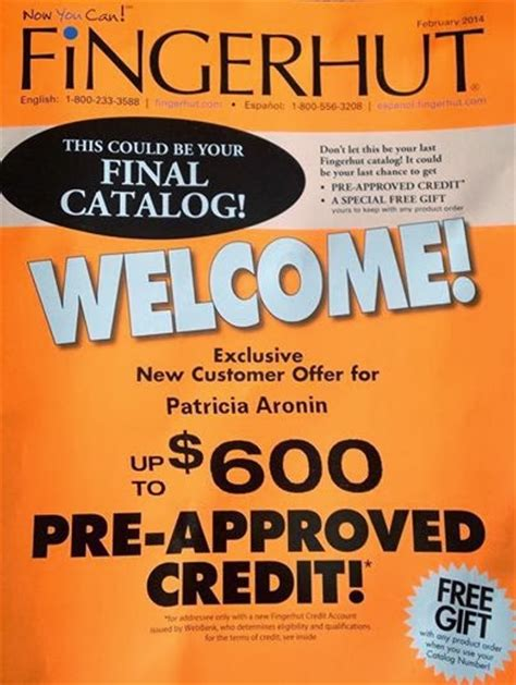 how to receive a fingerhut catalog by mail ehow fingerhut catalog