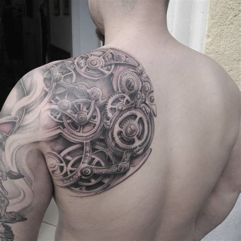 21 mechanic tattoo designs ideas design trends