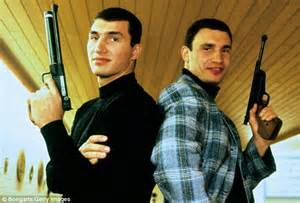 klitschko brothers who is better klitschko brothers in kiev with the boxing world s