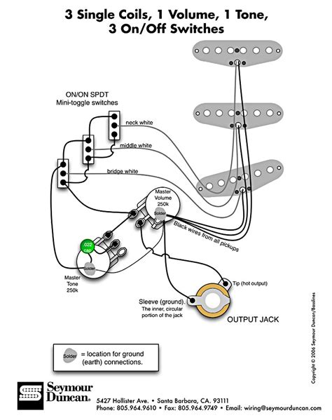 single humbucker guitar wiring diagrams gmc radio wiring