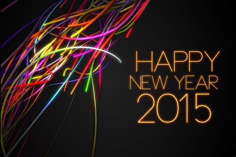 Computer Wallpaper New Year 2015 | 2015 new year eve image for desktop