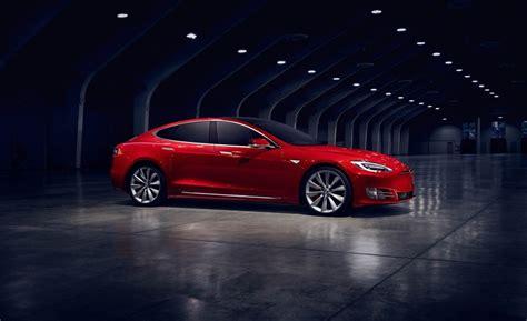 Tesla Driving Range 2017 Tesla Model S Visual Updates Across The Board