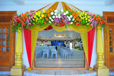 marriage home decoration gate decorations msevents