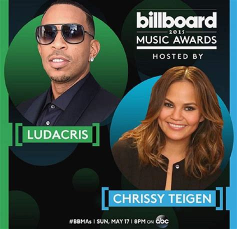 And To Host The Bilboard Awards by Billboard Awards 2015 Hosts Chrissy Teigen