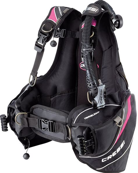 cressi travel light lady cressi women s travellight bcd