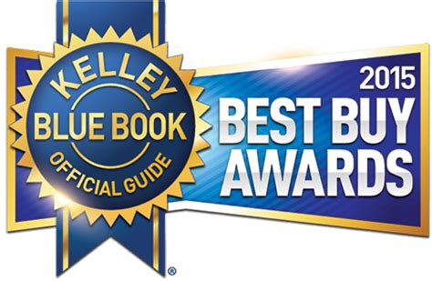 Auto Logo Bock by Kelley Blue Book 2015 Best Buy Awards
