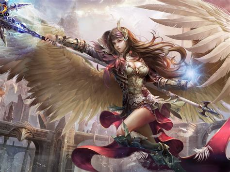 hcd game supplies avenging angel wallpaper hd