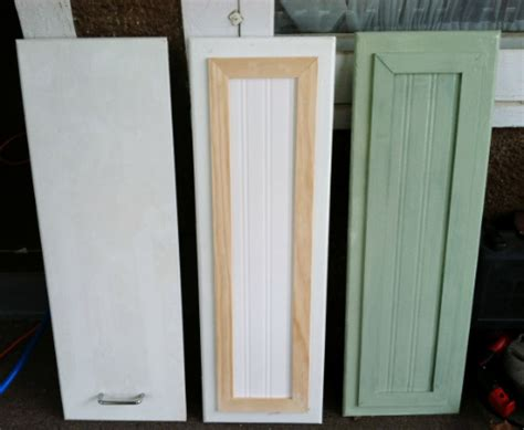 Kitchen Cabinet Refacing The Happy Housewife Home How To Resurface Kitchen Cabinet Doors