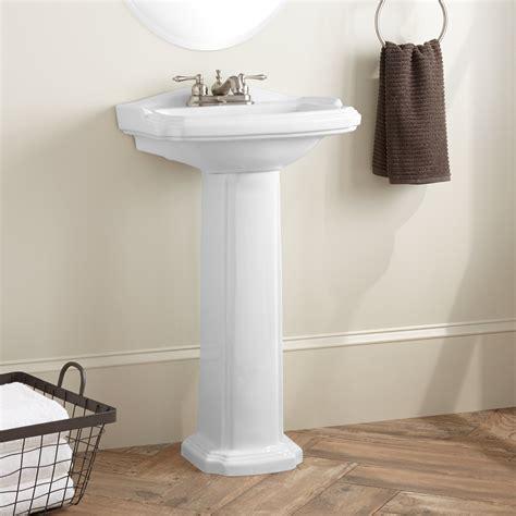 backsplash for pedestal sink carlocksmithcincinnati sink