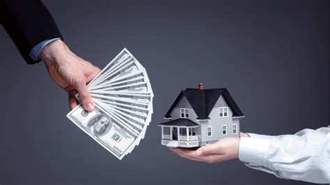 cash for houses cash purchases for homes decrease