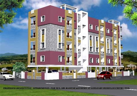 appartments in hyderabad om sai apartments suchitra hyderabad hyderabad