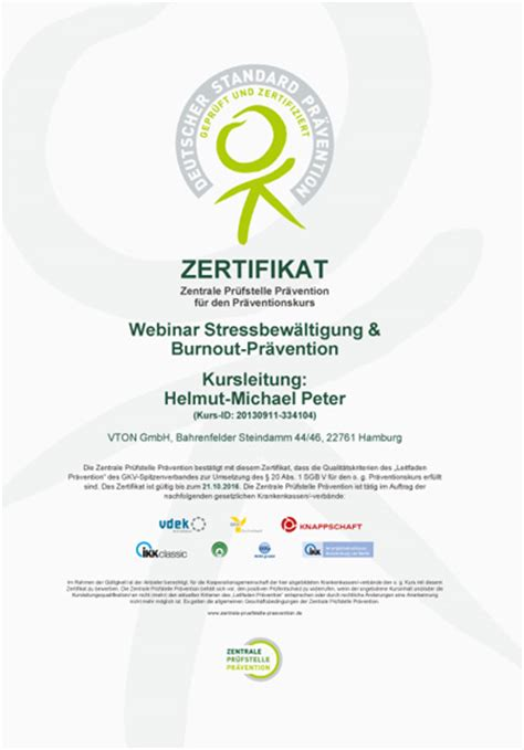 was tun bei innerer unruhe was tun bei burnout zertifizierte seminare helfen