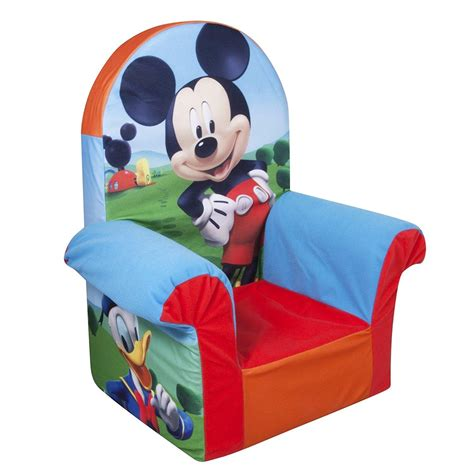 mickey mouse toddler sofa chair and ottoman set mickey mouse sofa chair home the honoroak