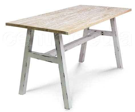 kansas tavolo metallo vintage tavoli vintage e industriali