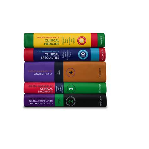 Medical Handbooks Oxford University Press