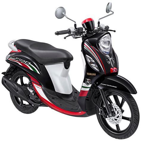 Sparepart Yamaha Fino Fi pilihan warna yamaha fino fi 2015 terbaru sensasi