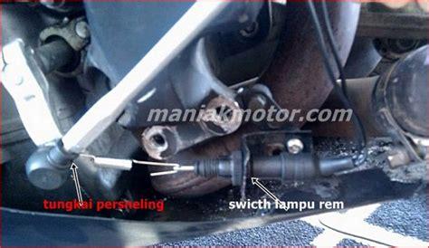 membuat quick shifter motor tips motor quick shifter murah pakai switch lu rem