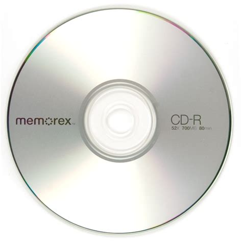 format burned cd r memorex cdr80 52x cd r 700mb blank cd media at