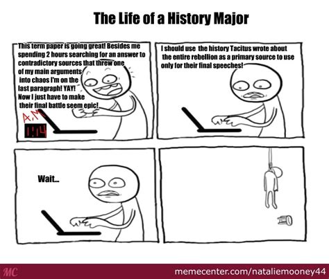 History Major Meme - the life of a history major by nataliemooney44 meme center