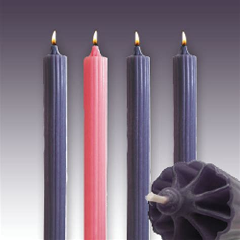 Dripless Candles Advent Candles Dripless Churchsupplies