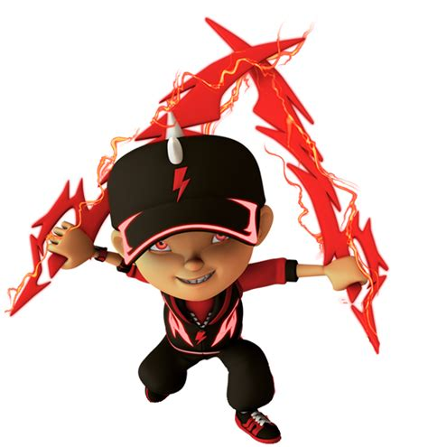 Boboi Boy Topi Halilintar 1 cosukaze cara membuat pedang halilintar boboiboy custom