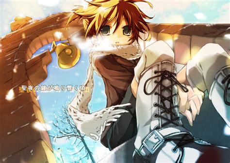 wallpaper anime konachan konachan com kagamine len vocaloid wallpaper anime that