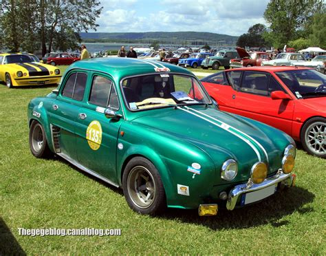 renault dauphine gordini 1962 renault gordini information and photos momentcar