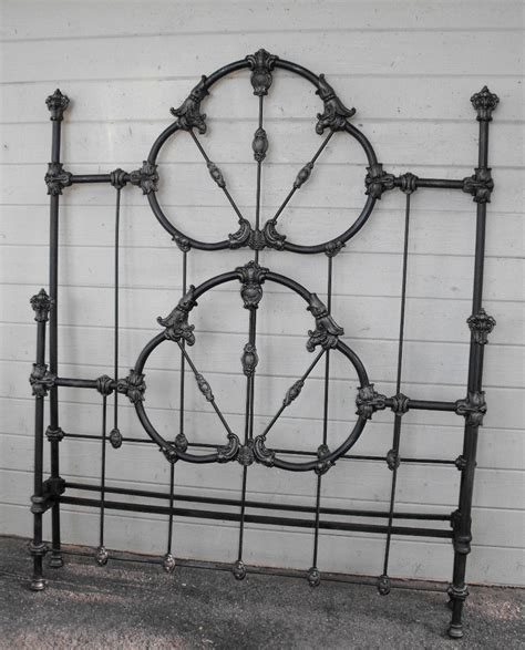 antique wrought iron bed 259 best wrought iron brass beds images on pinterest