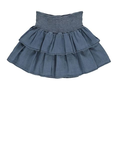 Tiered Frill Trim Skirt summer wear woolworths co za