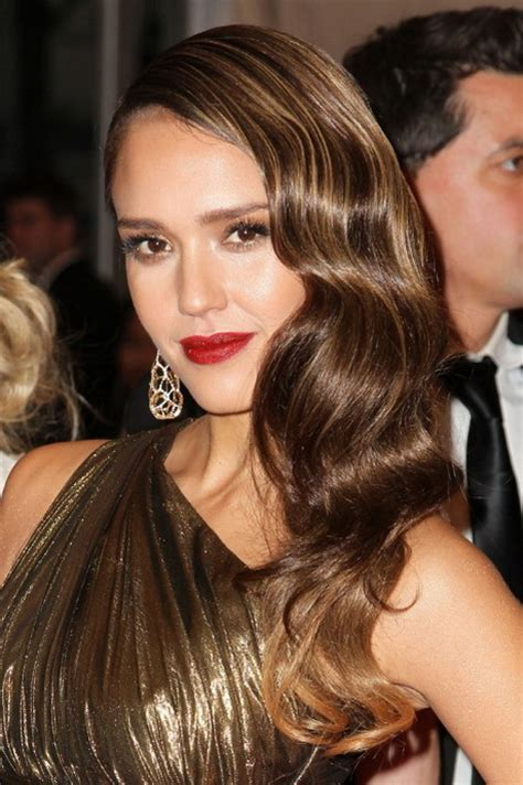 Hairstyles For Long Hair Glamour | glamour hairstyles for long hair