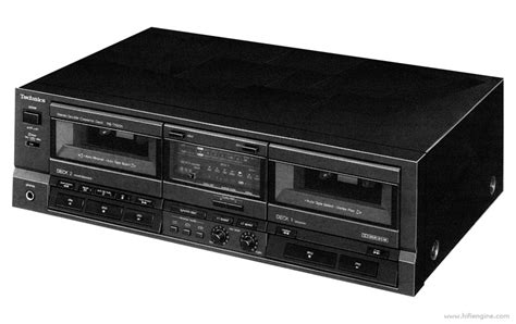 stereo cassette deck technics rs tr255 manual stereo cassette deck