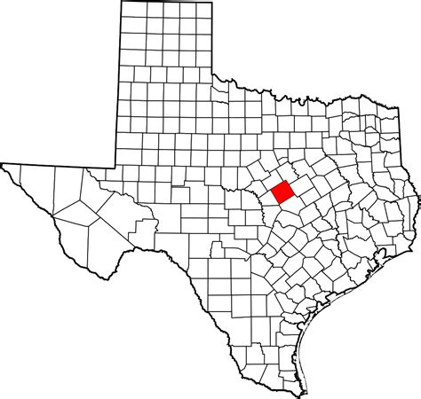 coryell county texas map coryell county clerk and district clerk records