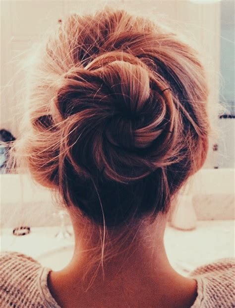 hair into small buns once dry remove buns and finger brush your hair cute and easy hairstyles for long thick hair hairstyle