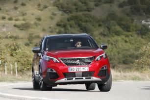 Peugeot L Peugeot 3008 2 2016 La Version Gt D 233 Masqu 233 E