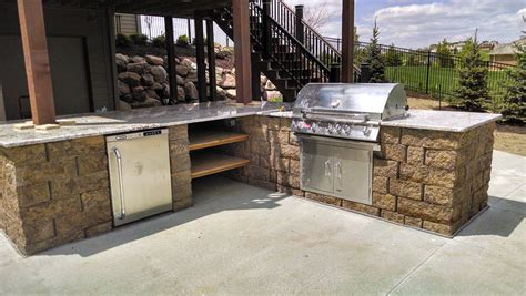 outdoor kitchen omaha outdoor grilling oasis innovative outdoors omaha