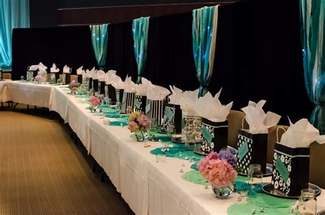about decorating for a formal banquet for your pastor