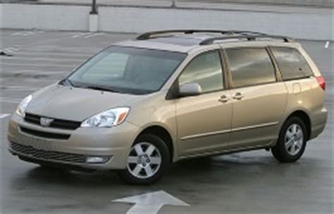 hayes car manuals 2006 toyota sienna head up display toyota sienna 2004 wheel tire sizes pcd offset and rims specs wheel size com