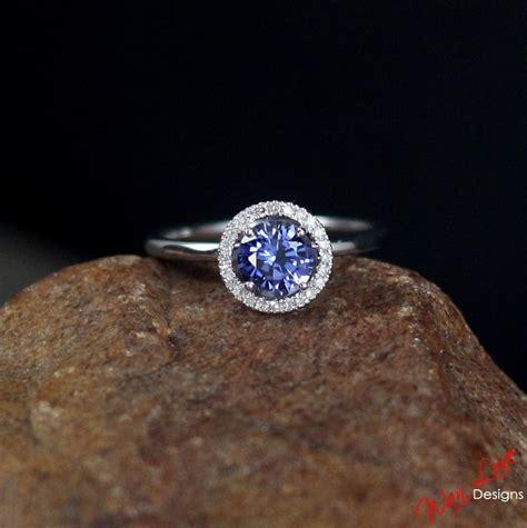 light yellow sapphire ring light blue sapphire engagement rings pixshark com