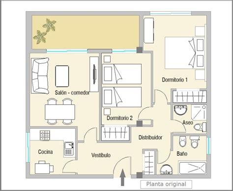 Disenar Planos Online dise 241 ar casa online con superficie de 75 m2