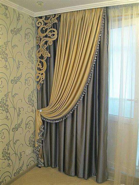 beautiful window valance curtains rich drapery bedroom beautiful curtains drapes love this idea master
