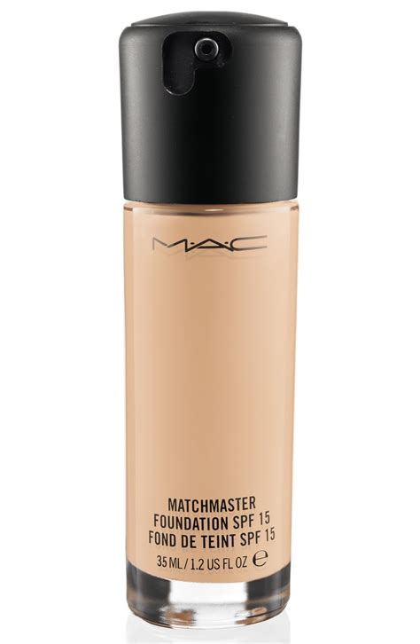 Foundation Mac Matchmaster a more beautiful mac matchmaster foundation review