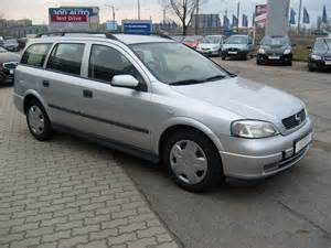 Opel Astra G Caravan 2001 Opel Astra G Caravan Pictures Information And