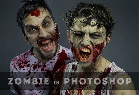 zombie tutorial illustrator halloween photoshop and illustrator new tutorials psddude