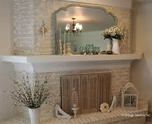 pictures of painted fireplaces cottage instincts about that fireplace