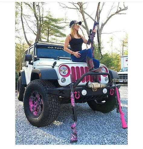 jeep wrangler girly silly boys jeeps are for muddygirl jeep